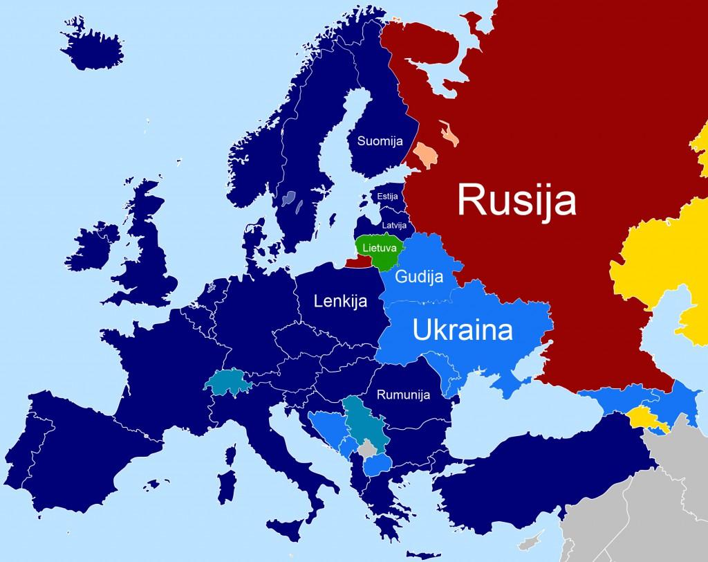 Štai taip Lietuva pasijunta saugia.