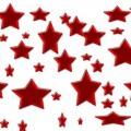 Šios žvaigždutės yra penkiakampės, raudonos, bet vargu ar sovietinės....