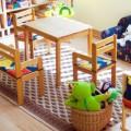 Nuotrauka iš www.vilnius.lt Gražu yra gražaus darželio nuotrauka. Bet ji čia kaip ir ne į temą. Jokia nuotrauka nėra argumentas mažylius vaikyti iš vieno darželio į kitą.